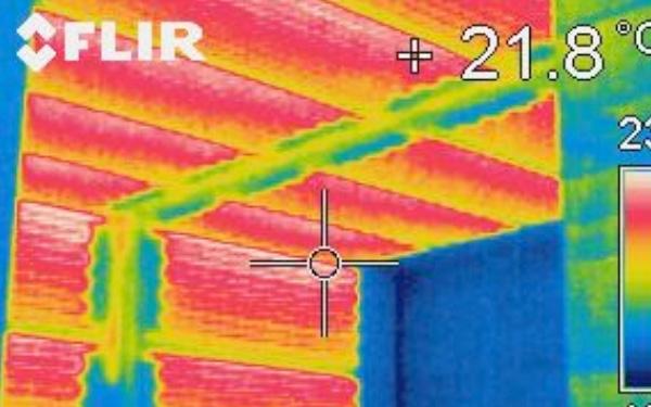 Impianti radianti soffitto e parete